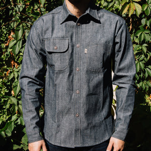 Railcar Fine Goods - Felon 003 denim shirt