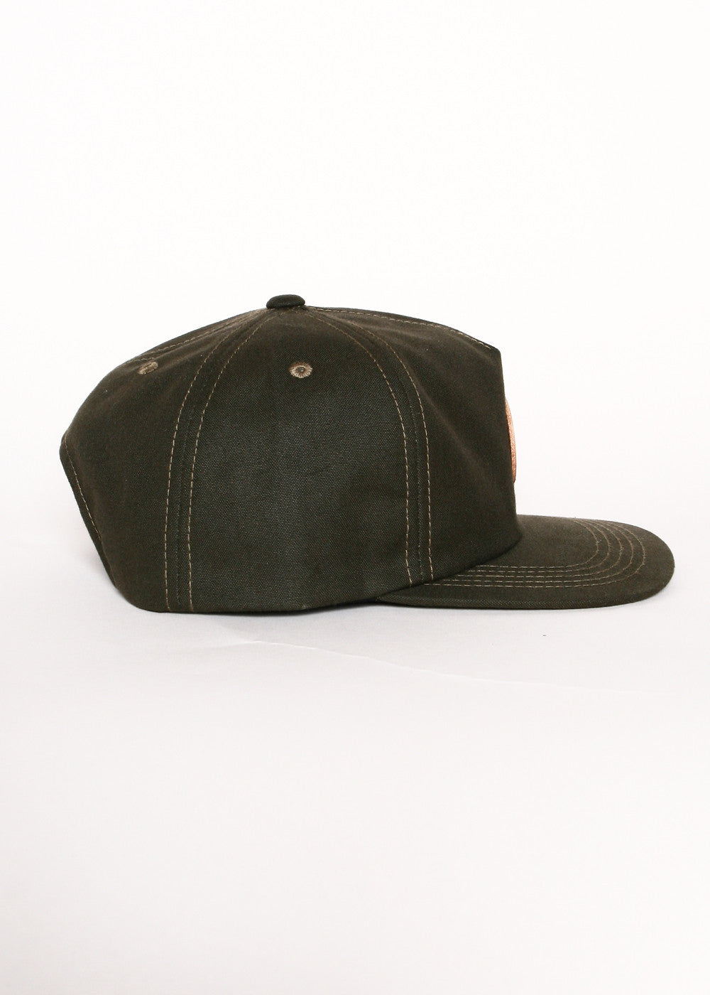 Load image into Gallery viewer, Rogue Territory -5 Panel Snapback Hat