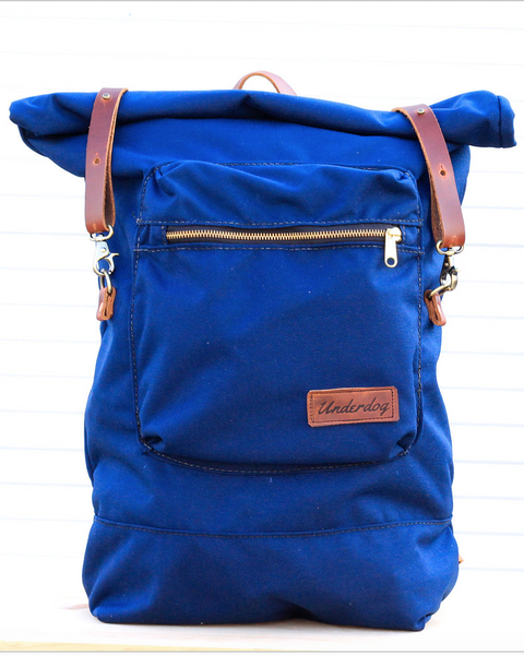 Native Sand - Nomad Roll Top Backpack