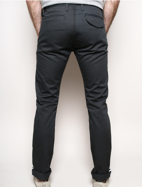 RGT-Officer Trousers// Grey