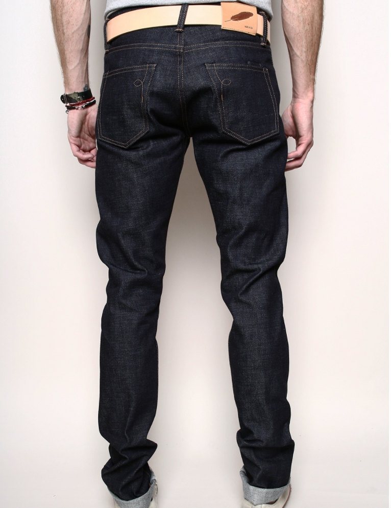 Load image into Gallery viewer, Rogue Territory -14.5oz SK in Indigo Selvedge Denim