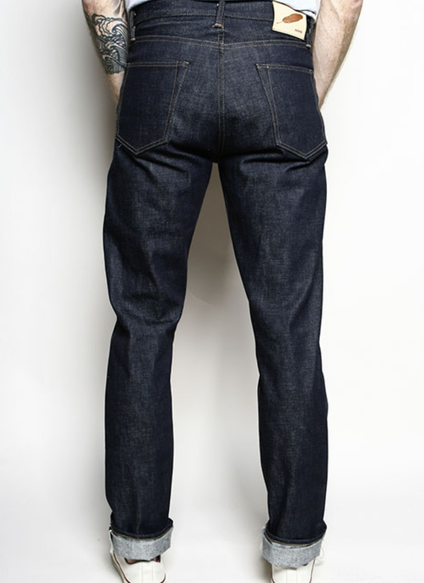 Load image into Gallery viewer, Rogue Territory -14.5oz Strider in Indigo Selvedge Denim