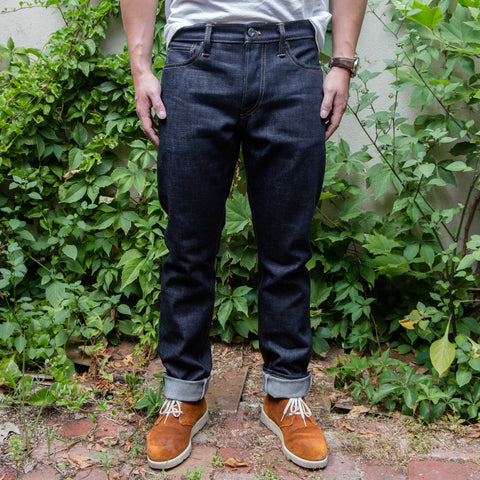 RGT-Standard Issue 13.5oz Cone Mills White Oak Redline Selvedge Denim