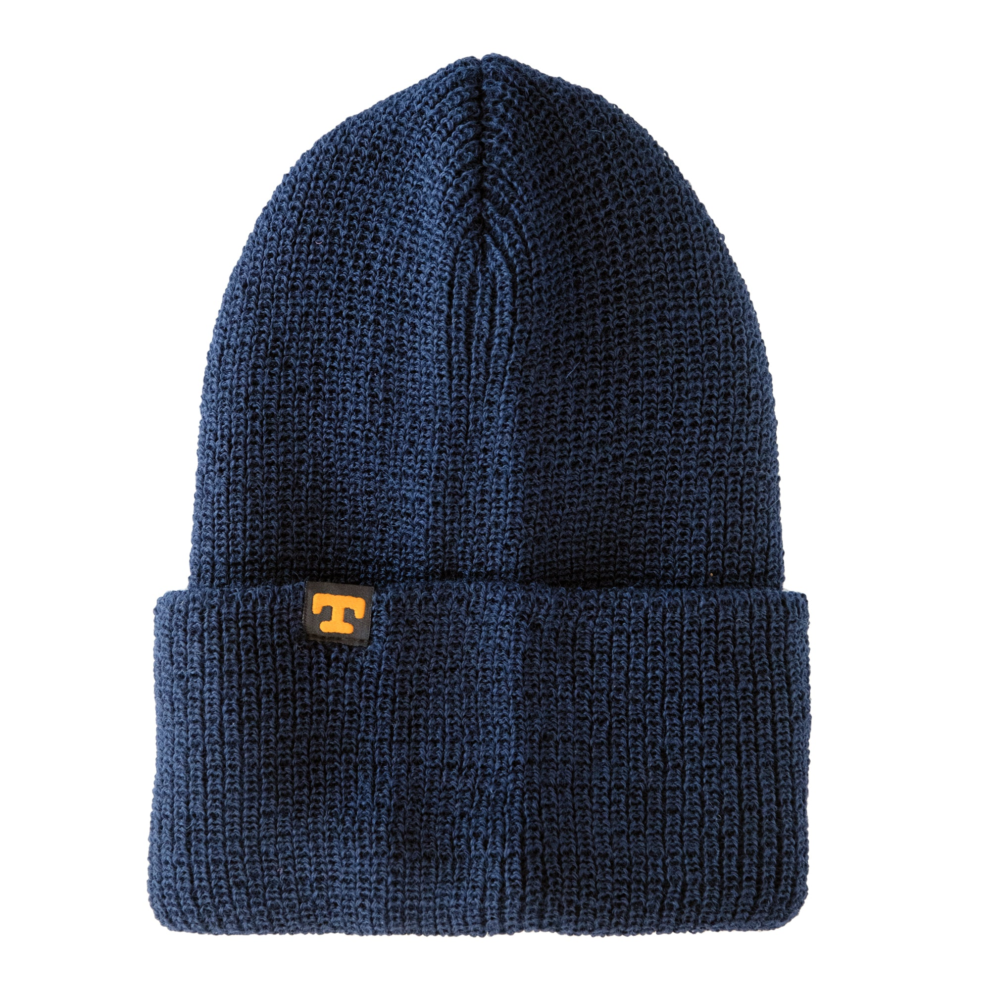 Load image into Gallery viewer, Tellason wool watch cap- Navy
