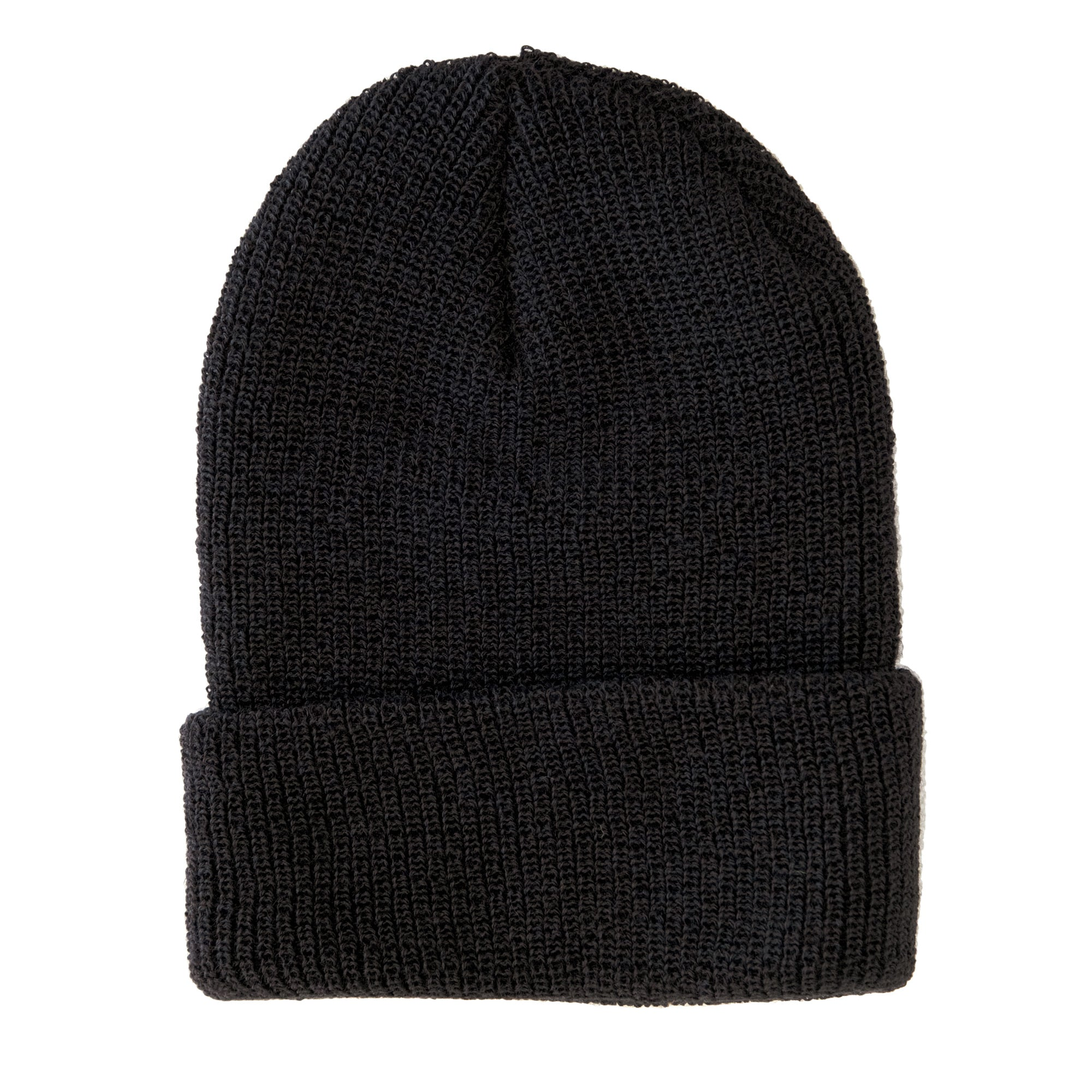Load image into Gallery viewer, Tellason wool watch cap- Black