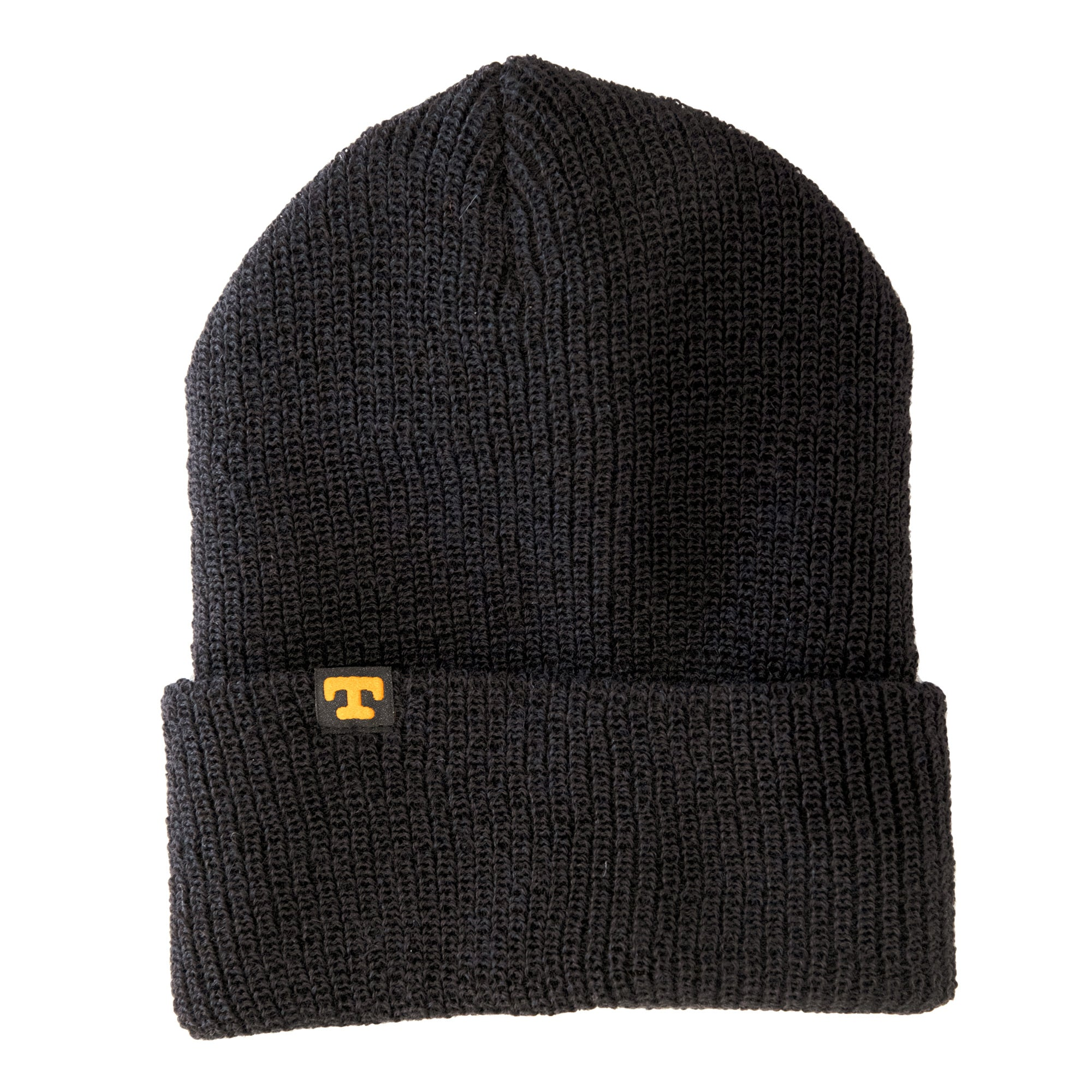 Tellason wool watch cap- Black