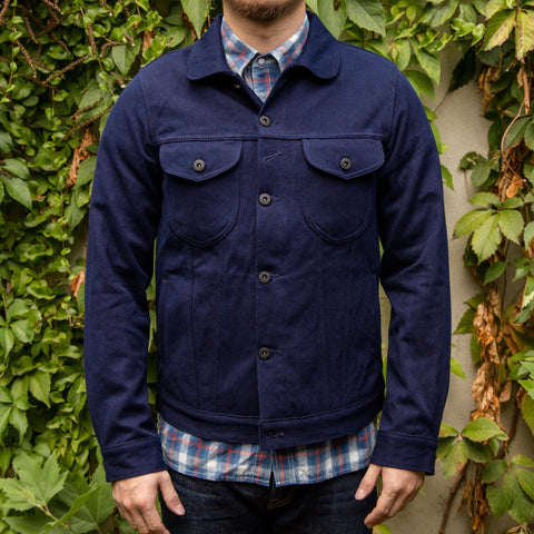 RGT- Type III // 12oz Indigo Weave Canvas