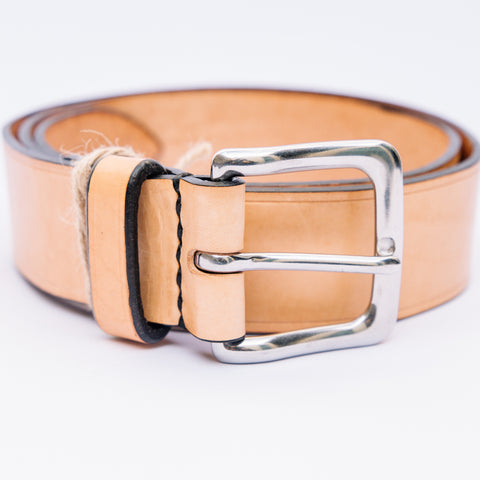 URBAN LUPE leather belt