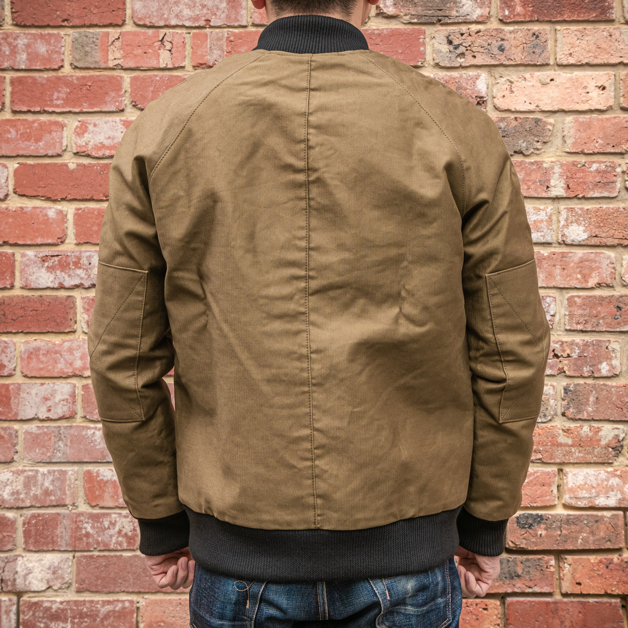 Load image into Gallery viewer, Rogue Territory - Flight Jacket in Olive