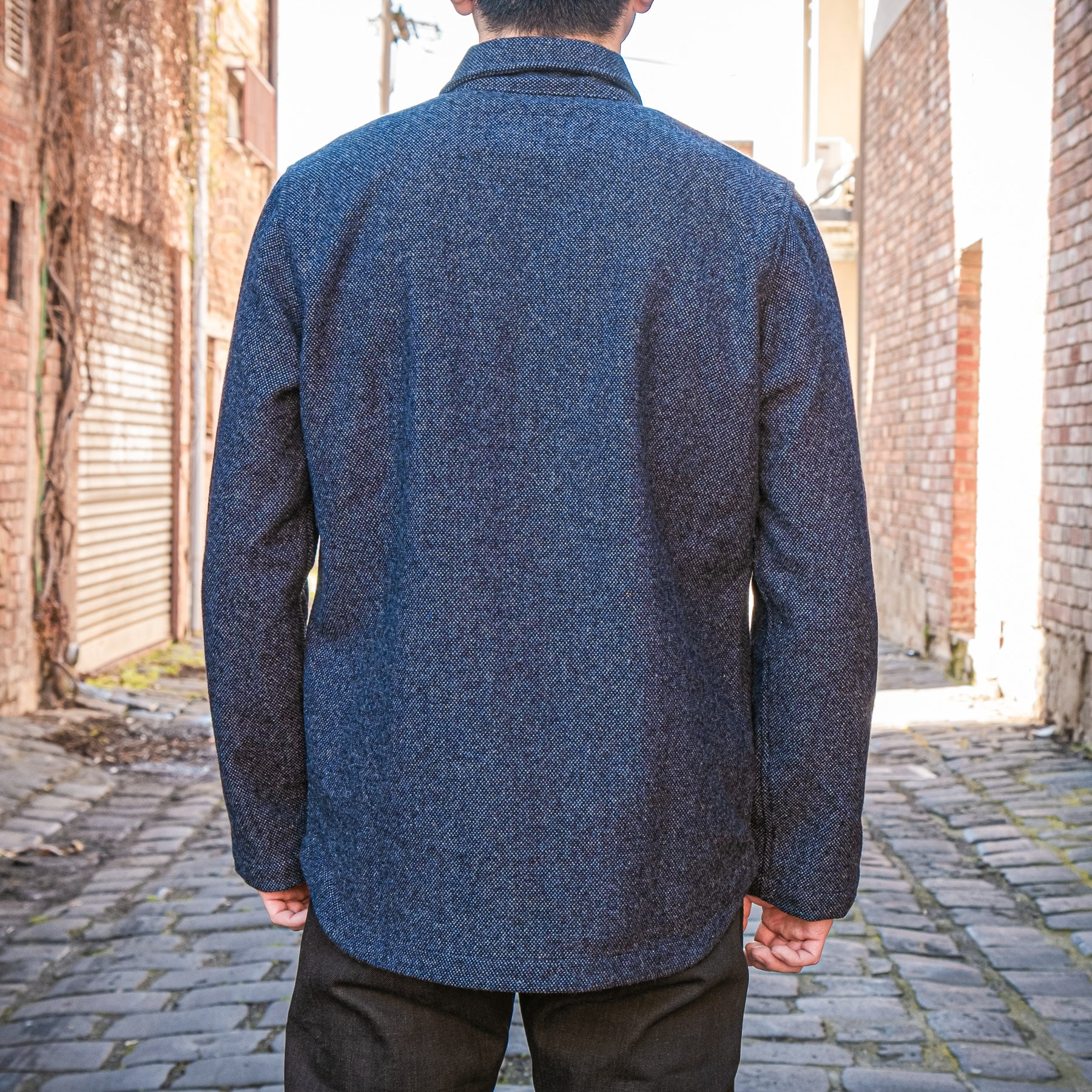 Load image into Gallery viewer, Rogue Territory - Harbor Jacket Blended Wool