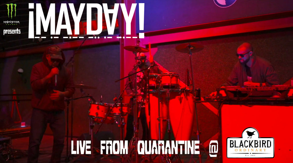 ¡MAYDAY! LIve From Quarantine (Full Concert Movie)