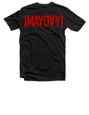 ¡MAYDAY! Logo Tee (Multiple Colors)
