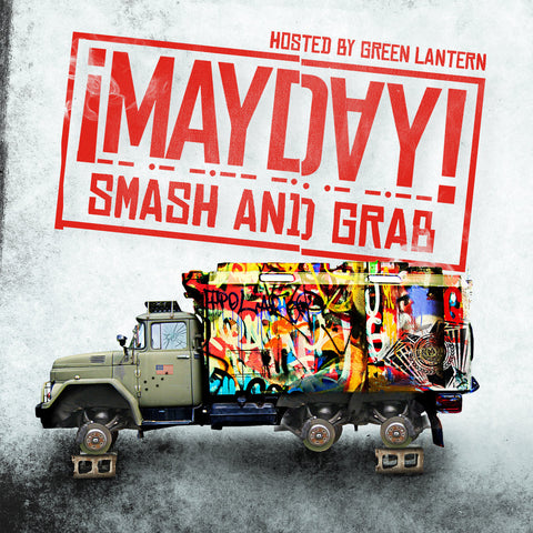 Smash and Grab (Mix Tape) CD + MP3