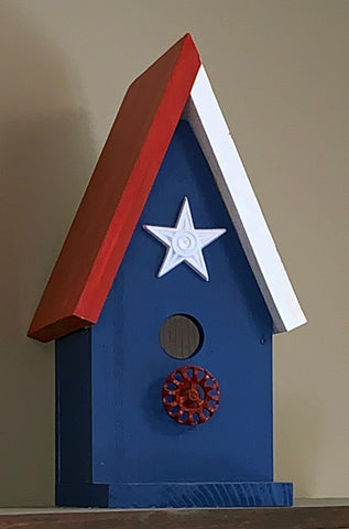 Lone Star Birdhouse