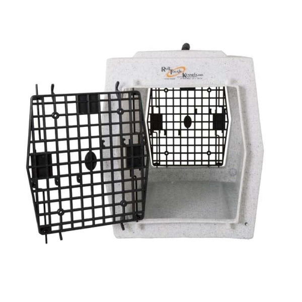 Ruff Tough Kennel Medium Double Door