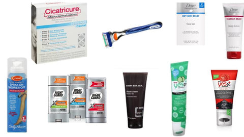 Personal Care Variety Dove, Burt's Bees, Right Guard, Yes To & More