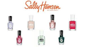 Resale Ready Sally Hansen & Sensationail Nail Polish Variety