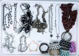 WOW! MIA Jewelry Variety: Earrings, Chokers, Necklaces, Bracelets, Sets