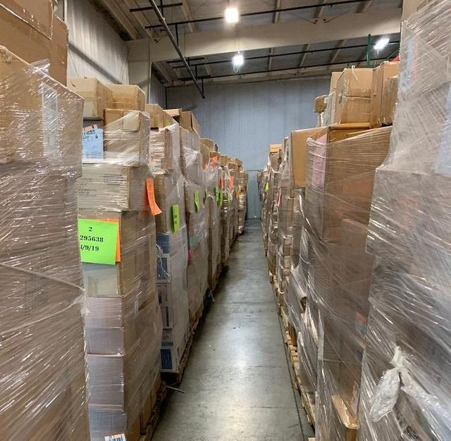 Target General Merchandise  Case Packed New Inventory Full Truckload