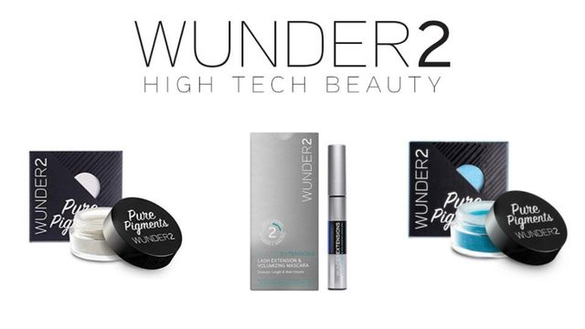 Wunder2 Cosmetics - Ready for Retail - Pure Pigments Eye Shadow & Lash Extensions