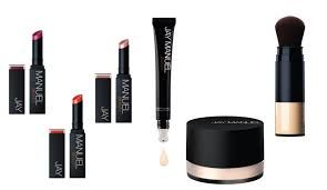 Jay Manuel Cosmetics Variety: Powder, Concealer, Foundation, Lipstick & More