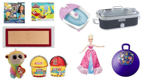 Toys, Household & Every Day Items by Disney, Conair, Play-Doh, CrockPot & More