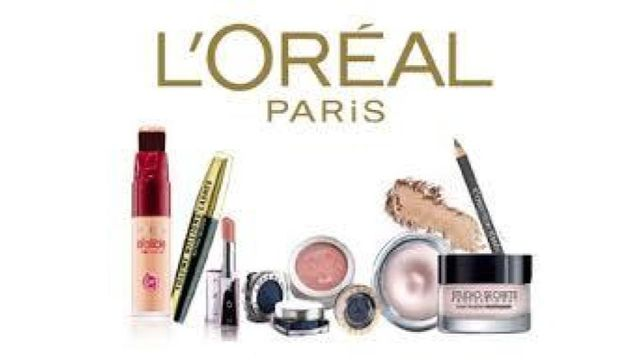 Cosmetics Variety by L'Oreal: Mascara, Foundation, Powder, Eyeshadow, Lipstick & More