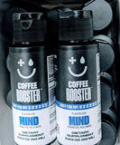Supplements by Coffee Booster Mind Booster 2 oz - Case Packed