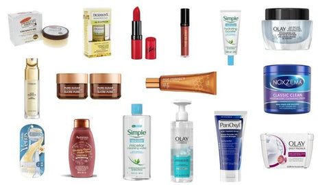 Huge, Quality HBA Variety by Simple, L'Oreal, Rimmel, Dove, Revlon, Olay & More