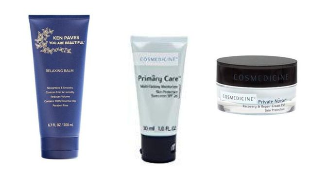 Luxury Skin Care Variety - Cosmedicine & Ken Paves - Case Packed