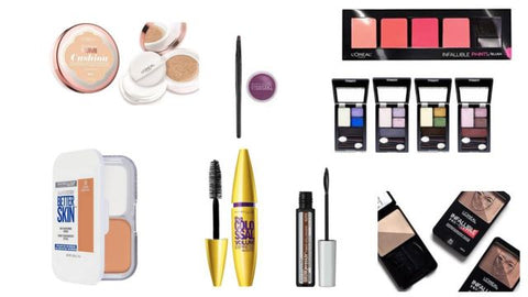 L'Oreal & Maybelline  Cosmetics Variety