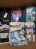 Fabulous Mixed Lot of Apparel from Target Brands Nike, Jockey, Hanes, Levis Brand New Shelf Pulls