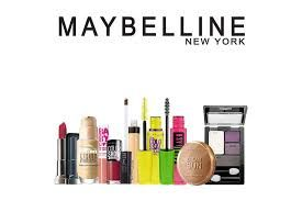 Maybelline Cosmetics Liquidation Lot of 250 Units-  Foundation, Mascara, Lipstick, Eyeshadow