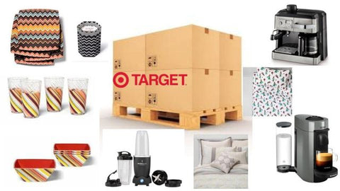 Nespresso, DeLonghi, Threshold, Nutribullet, Mission, Intext & More Target Pallet