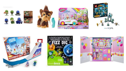 Toy Variety Shopkins, Marvel, Barbie, Lego & More
