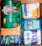 Diapers & Hygiene Products by Huggies, Luvs, Goodnites, Pampers, Always, Depend & More