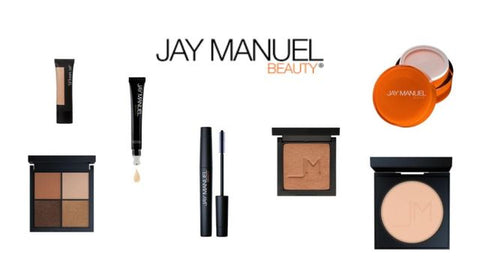 Case Packed Jay Manuel Beauty Cosmetics Variety