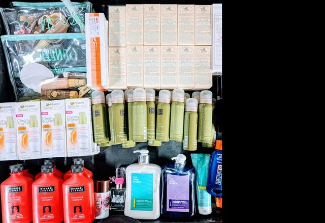 Salvage Personal Care Variety by Garnier, Nautica, Trim, Equate & More