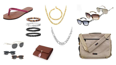 Fashion Jewelry, Sunglasses, Backpacks & Accessories
