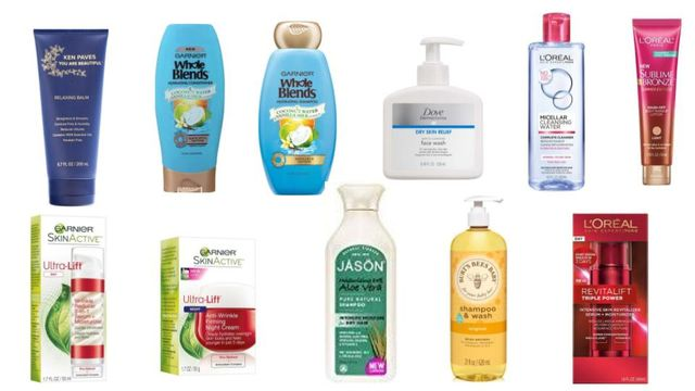 Resale Ready Starter Lot Personal Care Variety by Jason, Garnier, L'Oreal, Dove & More