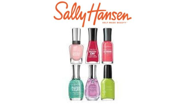 Hand Selected Sally Hansen Nail Polish - Ready for Resale