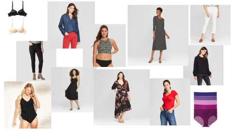 Women's Clothing & Maternity Variety