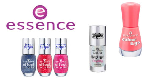 Essence Nail Polish Variety - Case Packed