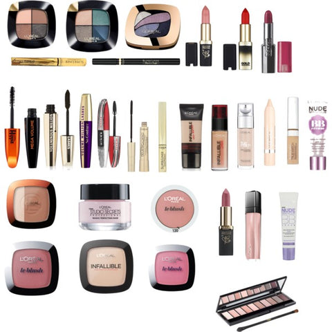 L'Oreal Cosmetics Liquidation Lots