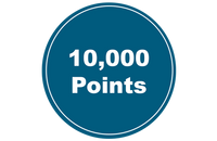 10,000 Annual Points