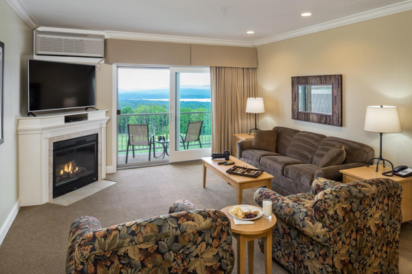 Steele Hill Resort - Big Suites - 2 Nights Midweek