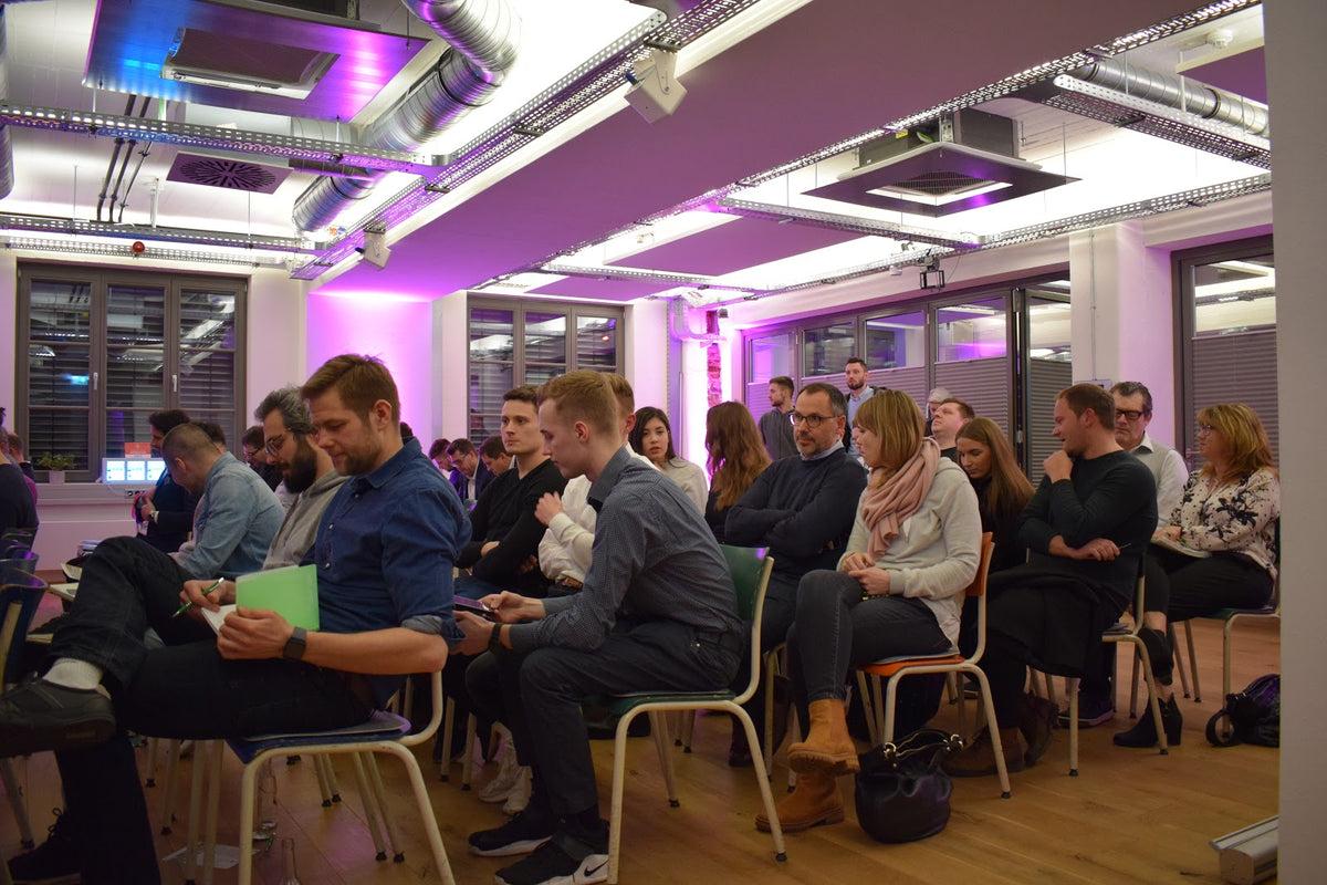 Recap: Das Shopify-Meetup in Herford am 30.01.2020