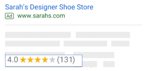 goggle seller ratings