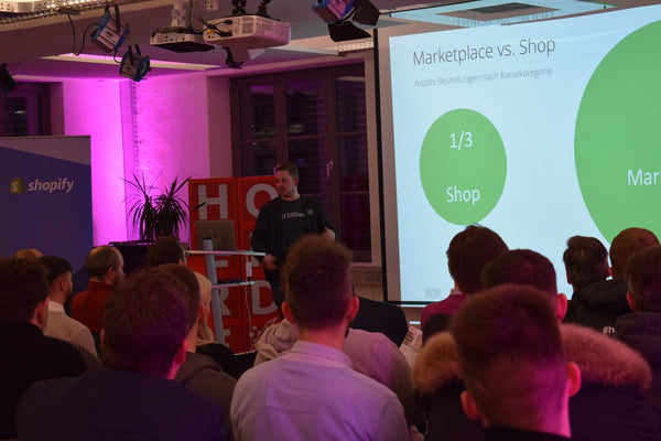 Shopify Meetup Herford Multichannel