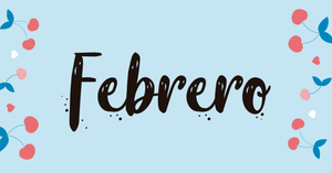 PLANNER Y CALENDARIO FEBRERO 2020 (DESCARGABLE)